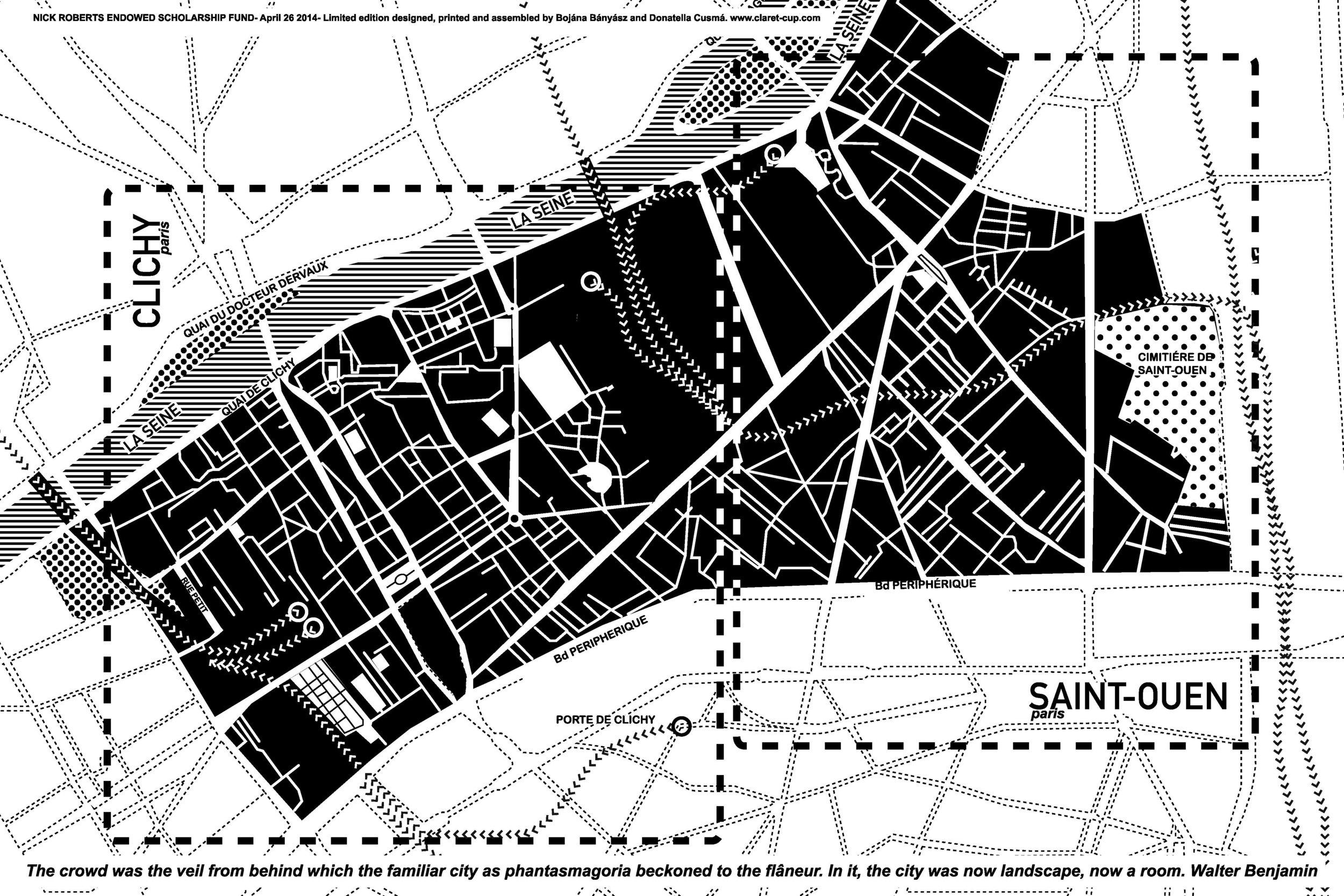 Clichy, Paris-France, special edition.