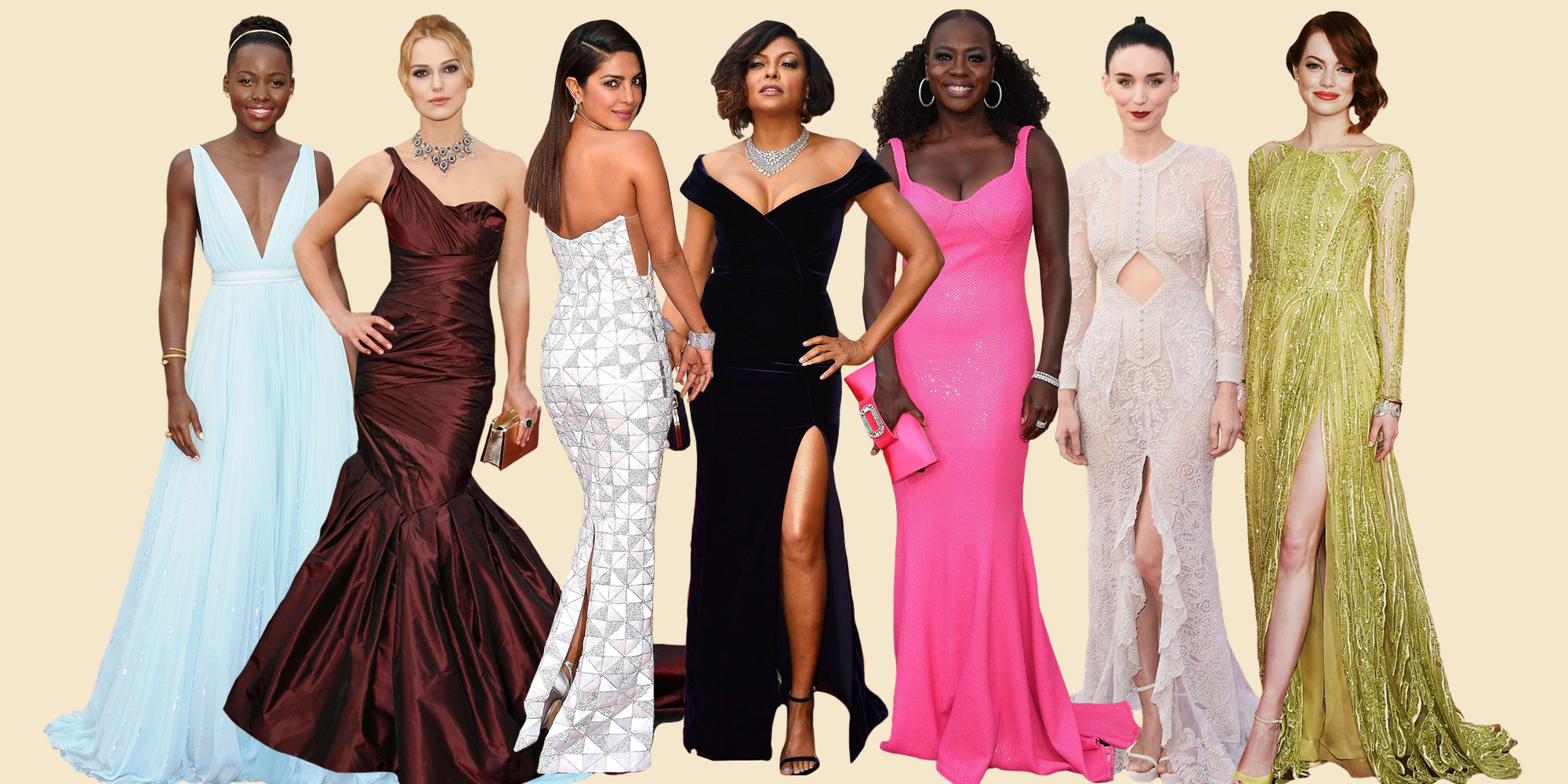 The 65 Most Iconic Oscar Dresses of All Time