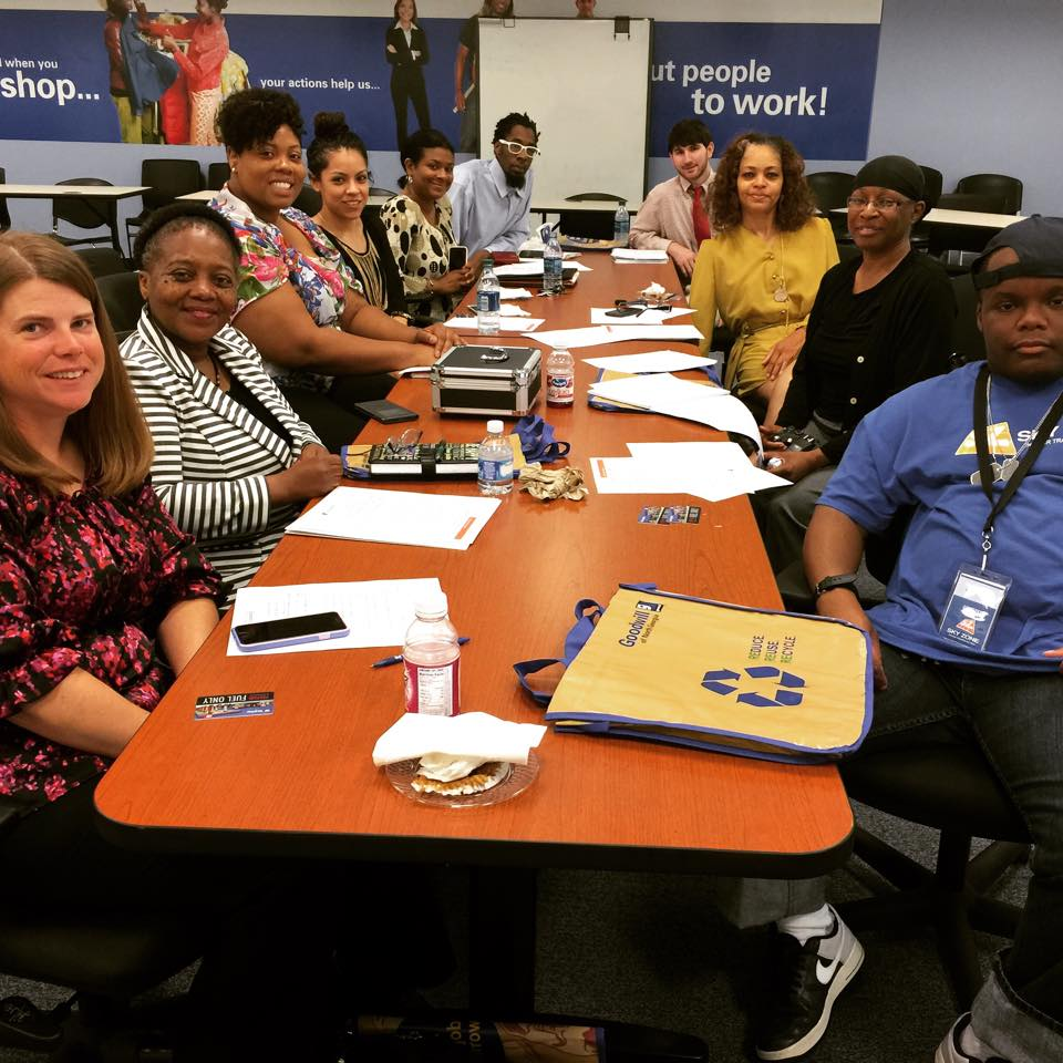 Personal Branding Session with Goodwill of North Georgia Alumni Group