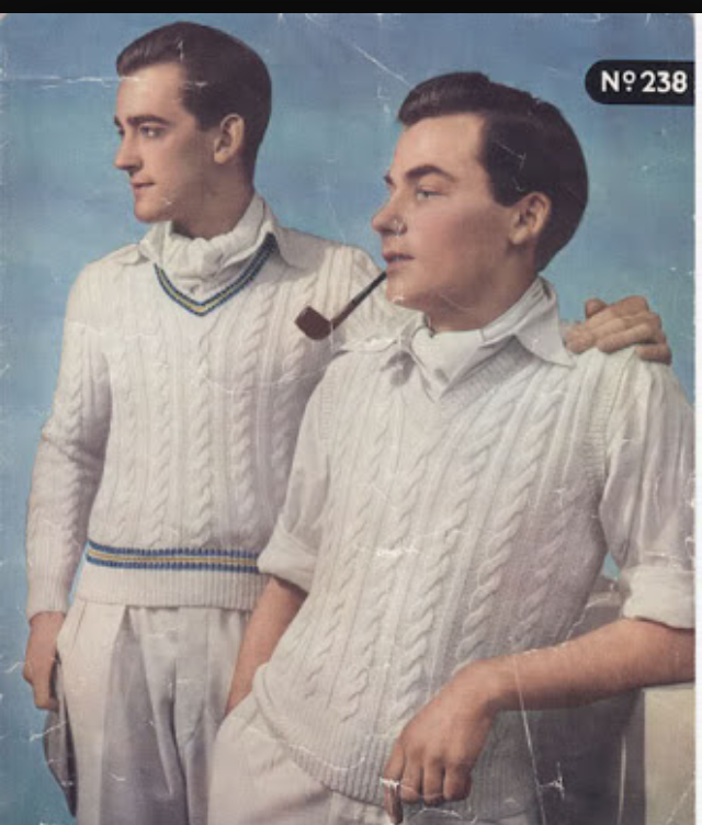 Pipe and Cravat