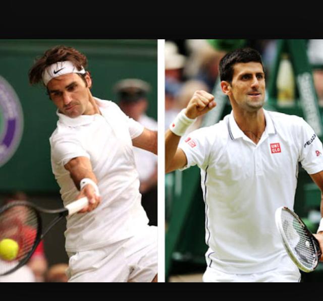 Mens Finals at Wimbledon 2015