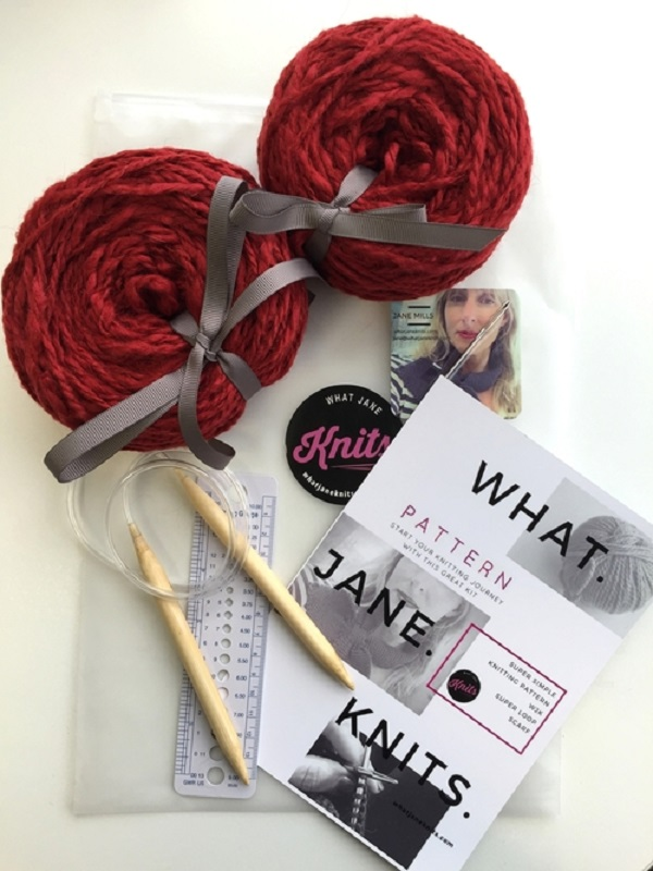 WJK knitting kits