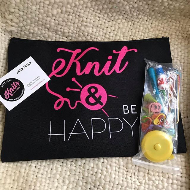 Fantastic gift for the knitter in your family!  Special Market price tomorrow at @hawthornmakersmarket  See you there 10am-3pm Sunday 7 April #knitters #notions #knitaccessories