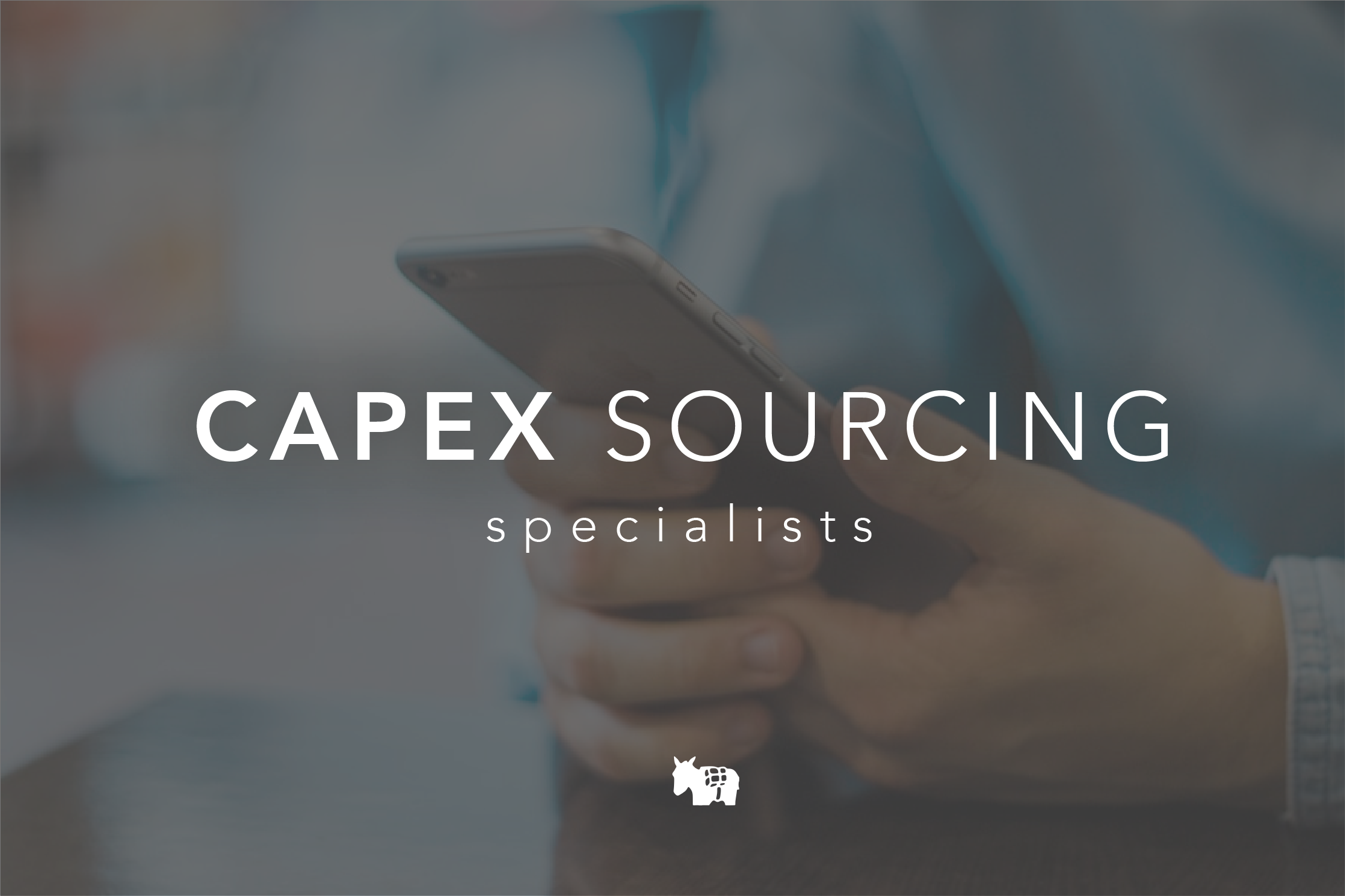 capex sourcing strategy white paper