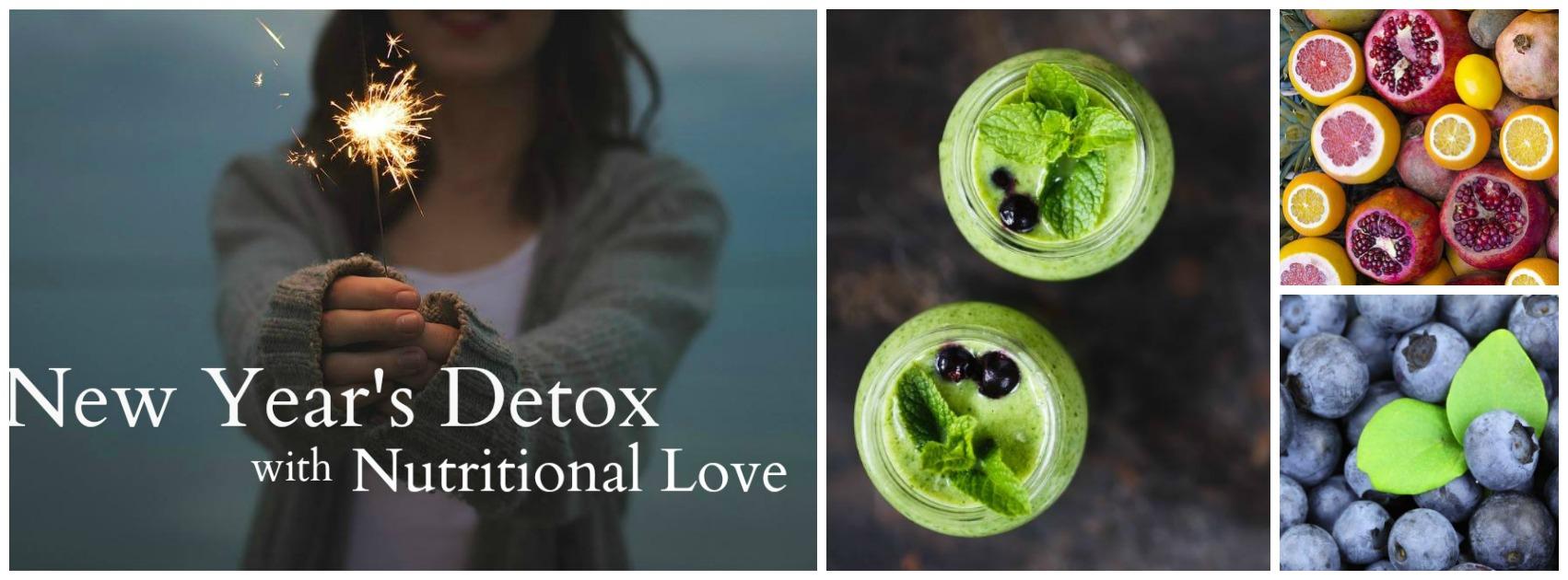 7-Day Nutritional Love Spring Detox Program