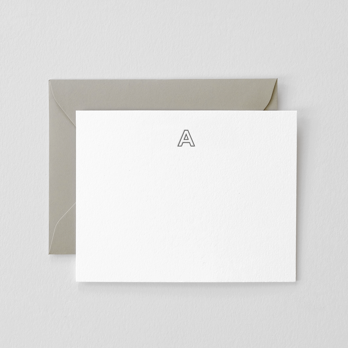 Initial Stationery
