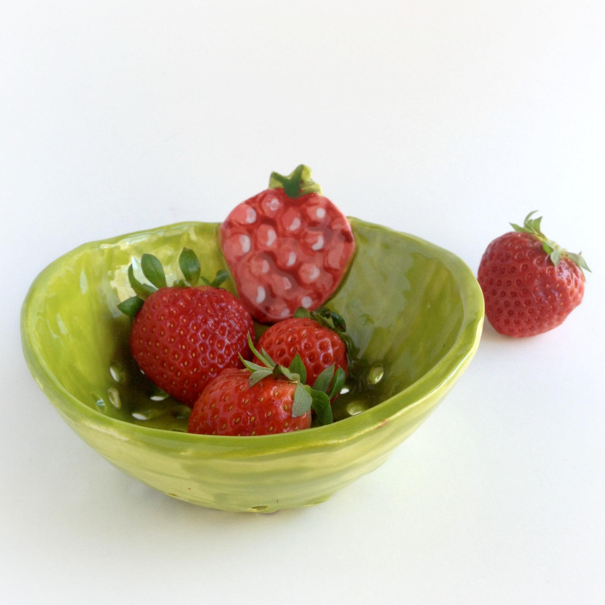handmade ceramic colander.jpg