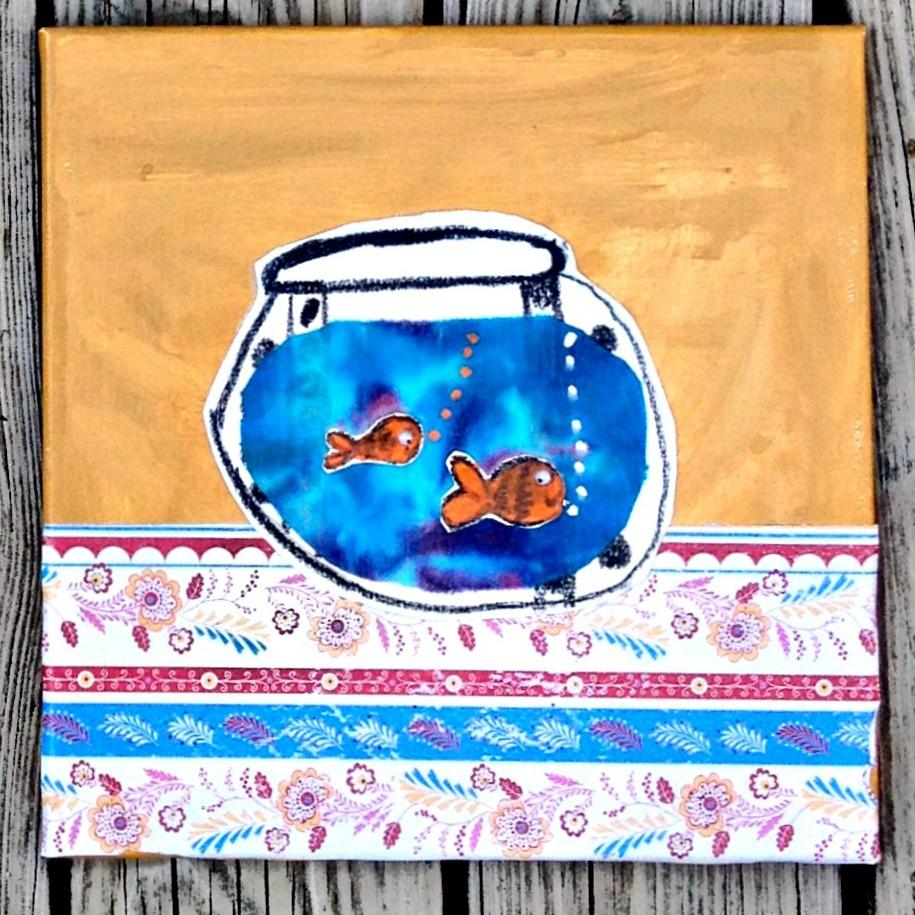 multimedia fish bowl painting.jpg
