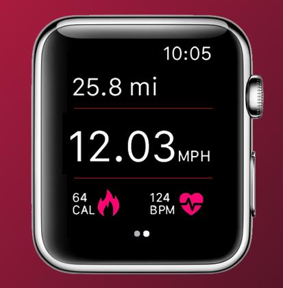 Elf Apple Watch app Oct 2016