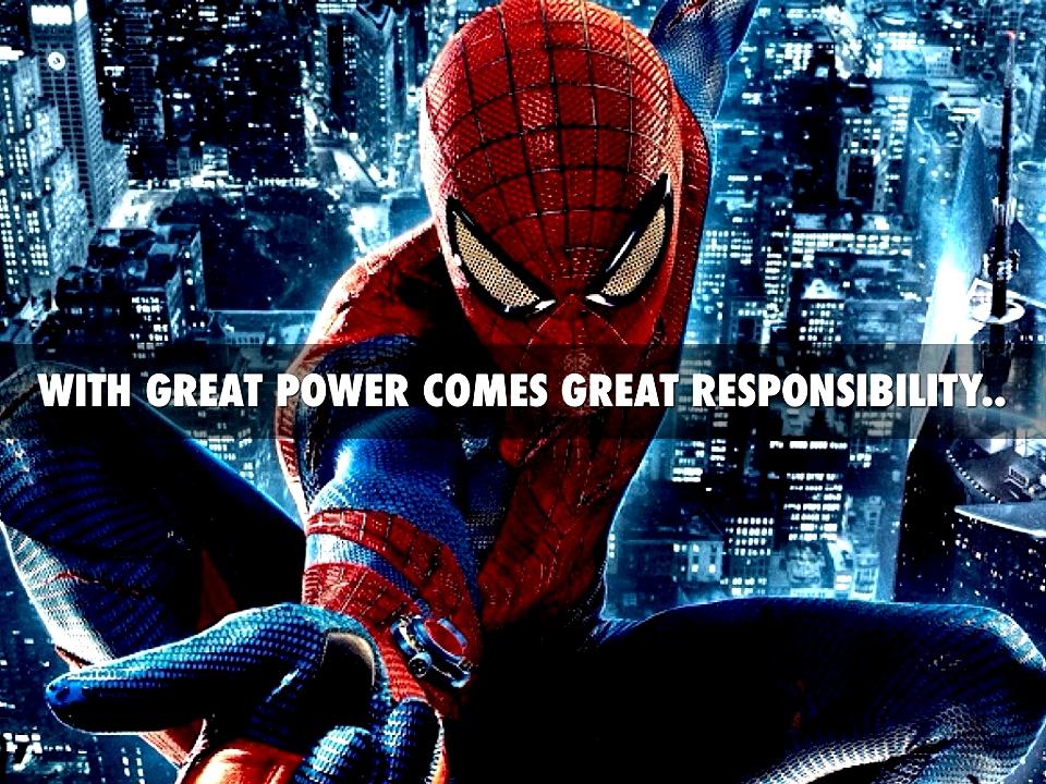 Spider Man image via  Marvel