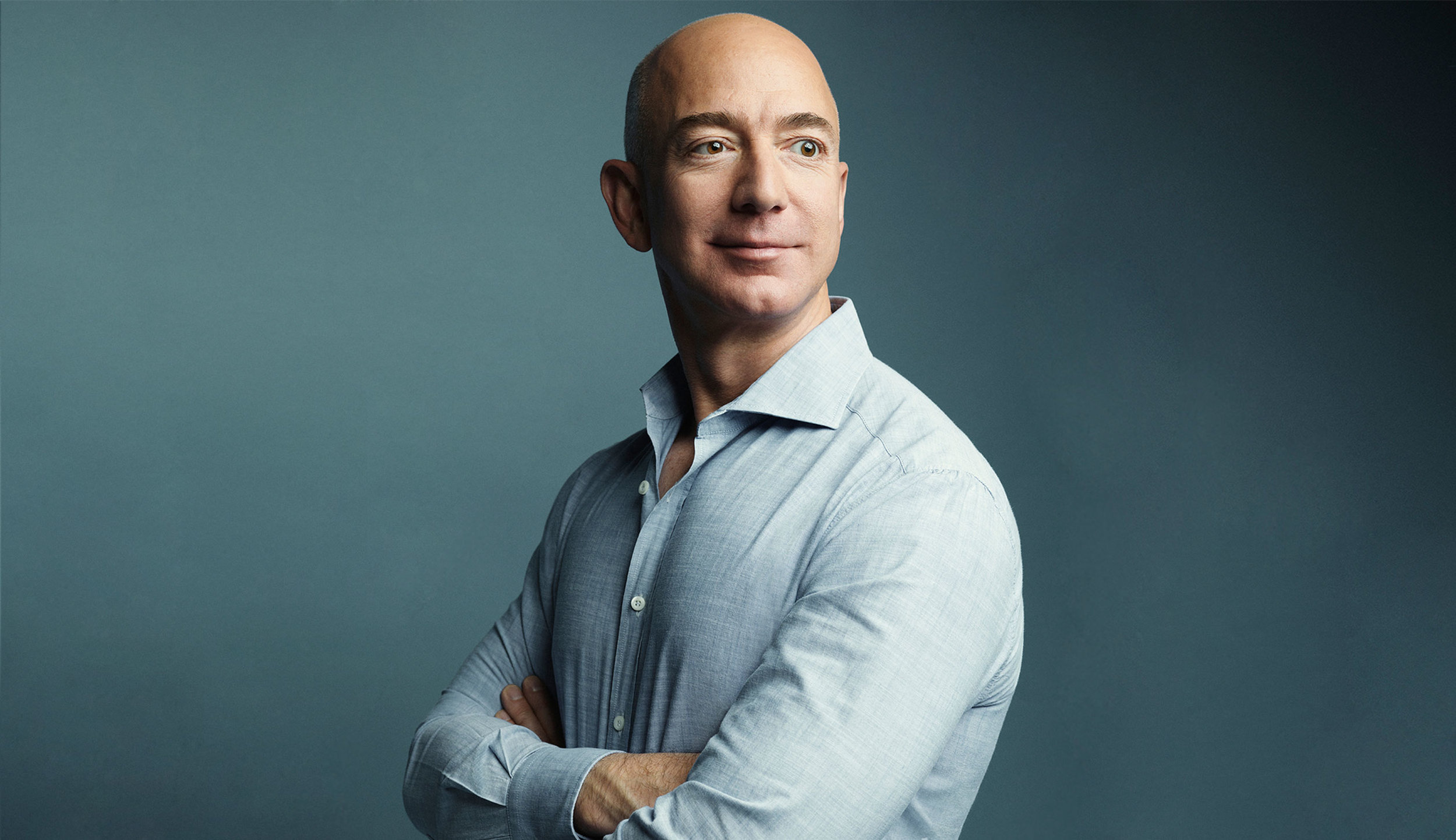 Jeff Bezos Photo via  Fortune
