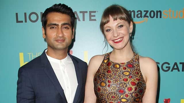 Image of Kumail Nanjiani and Emily V. Gordon