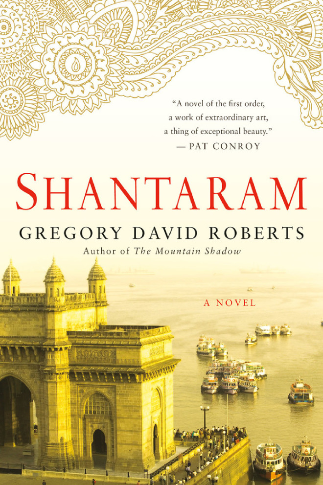 Image of the novel Shantaram