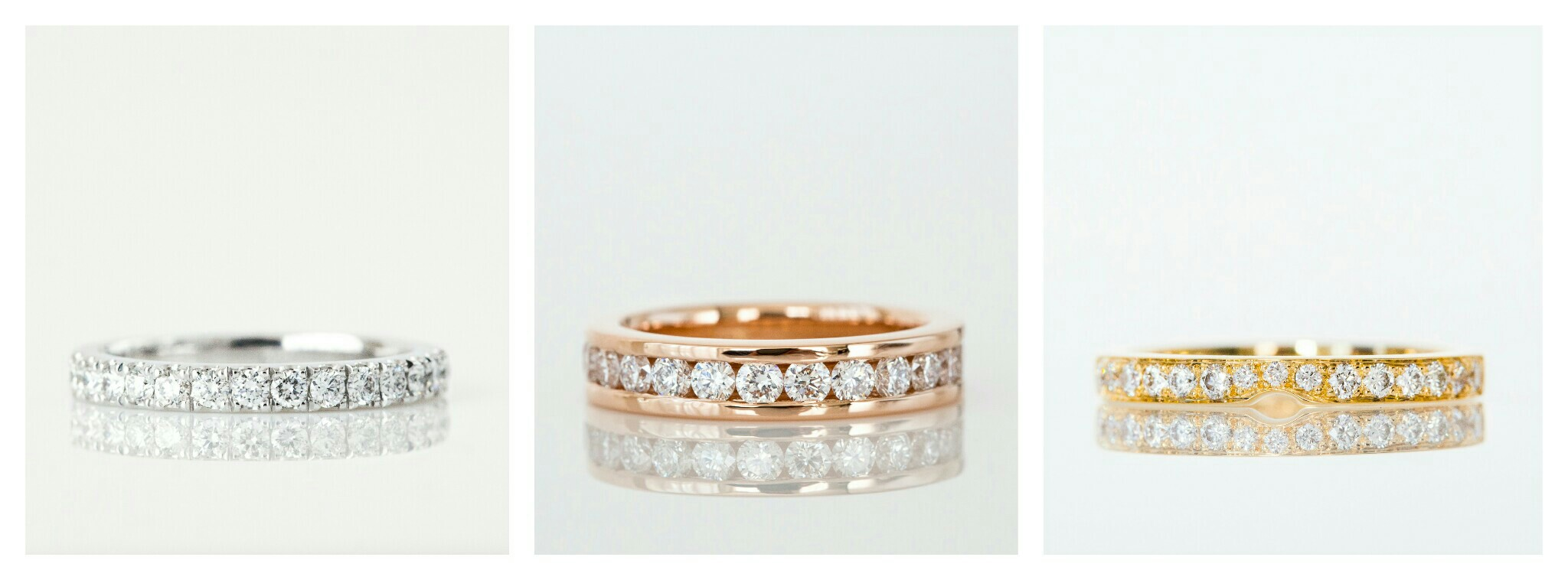 Womens wedding rings - Harlequin Jewellers Canberra