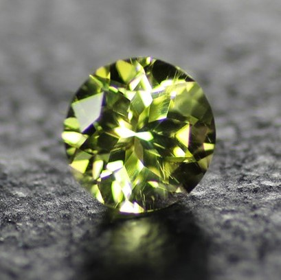 Pallasitic peridot Harlequin Jewellers Canberra