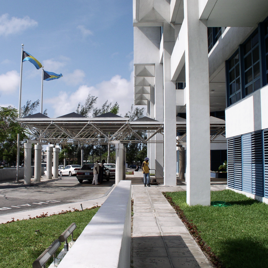 National Insurance Board Headquarters Bldg.
