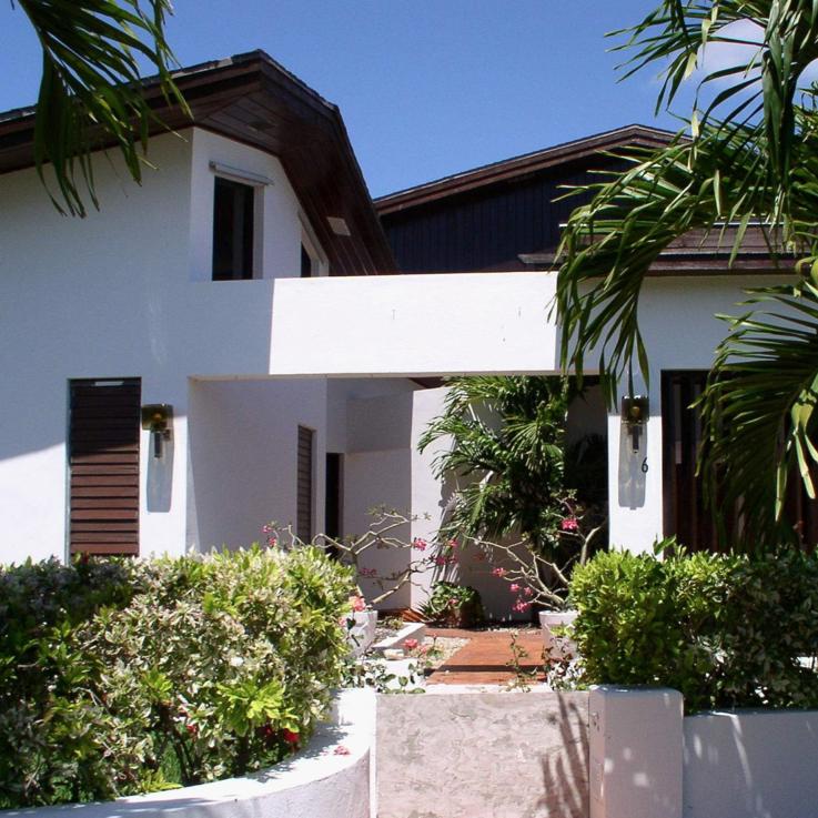 Residence for Mr. and Mrs. Leslie Johnson