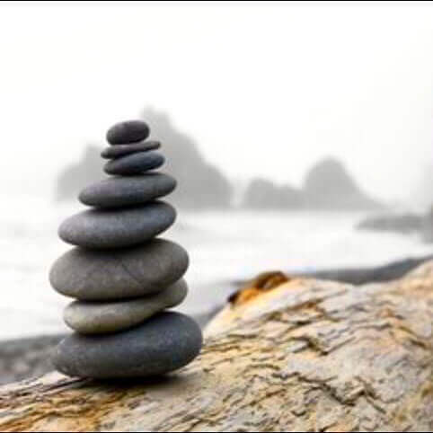Chakra Balancing Stone Bracelet