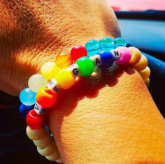 Chakra Rainbow Bracelets