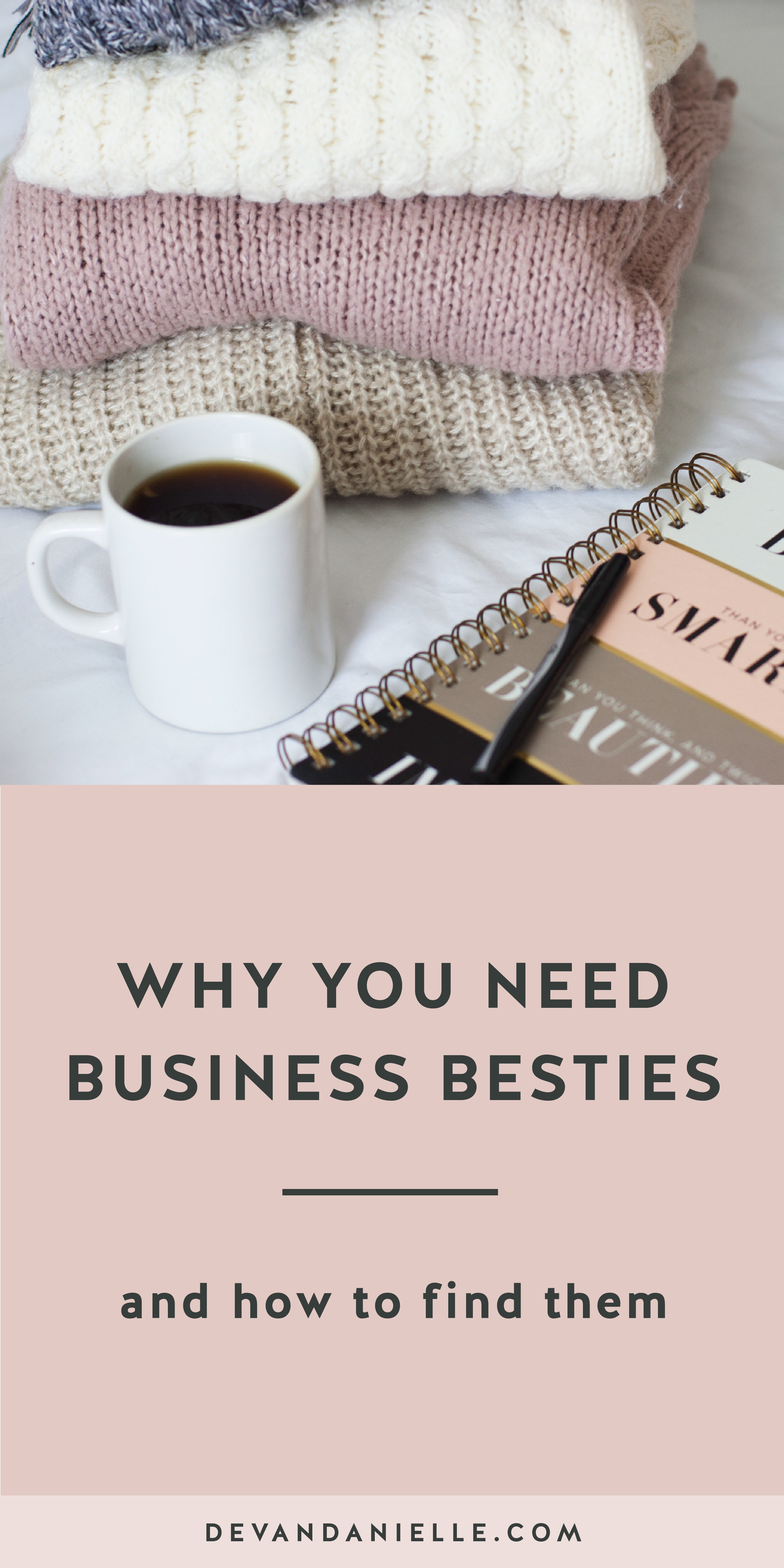 Why you need business besties