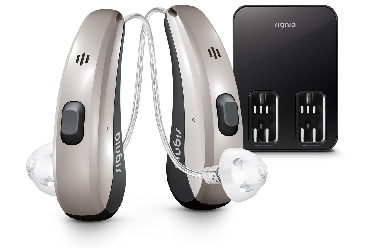 Signia Nx Charge & Go -