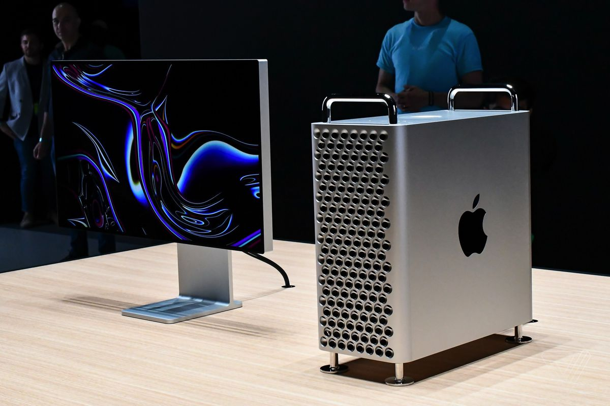 New Mac Pro and Pro Display XDR  Source: The Verge