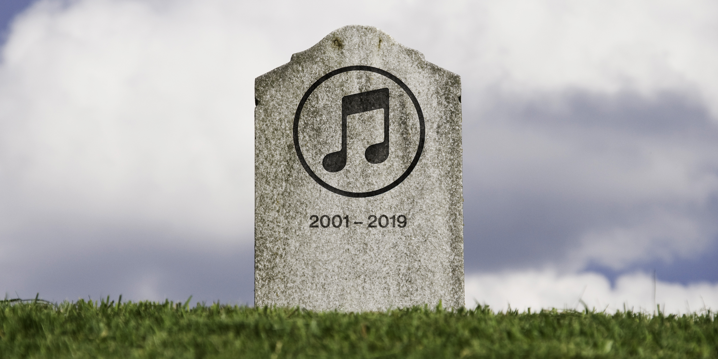 RIP iTunes  Source: Getty Images