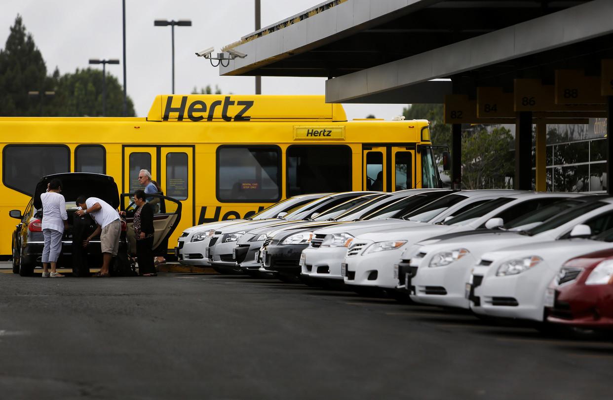 Hertz Renal Fleet  Source: Getty Images