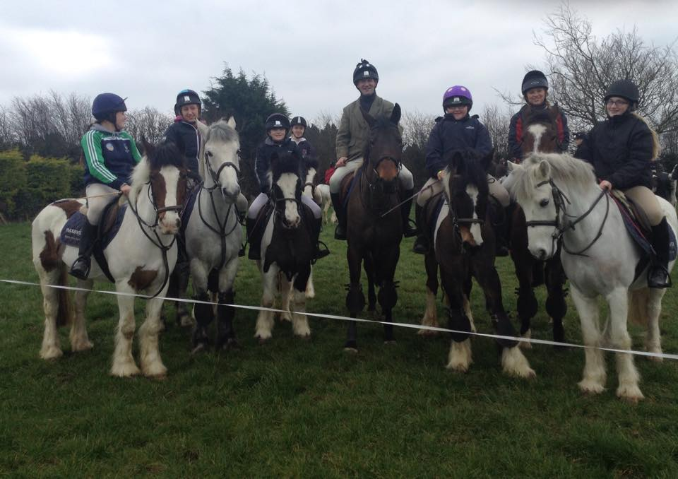 Nenagh Equestrian Centre had a super day at the Ballycommon Fundraiser