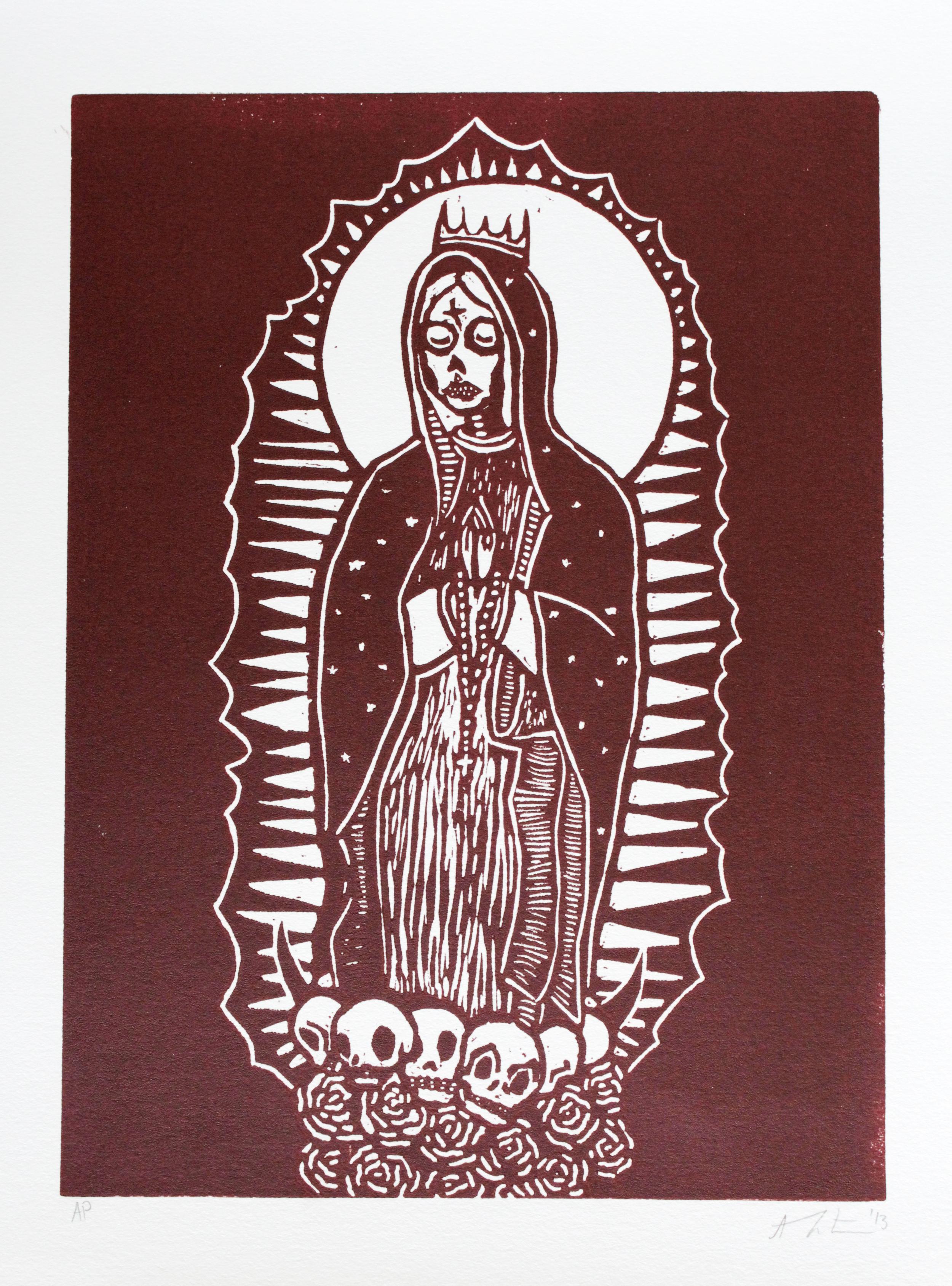 Virgen Muerte