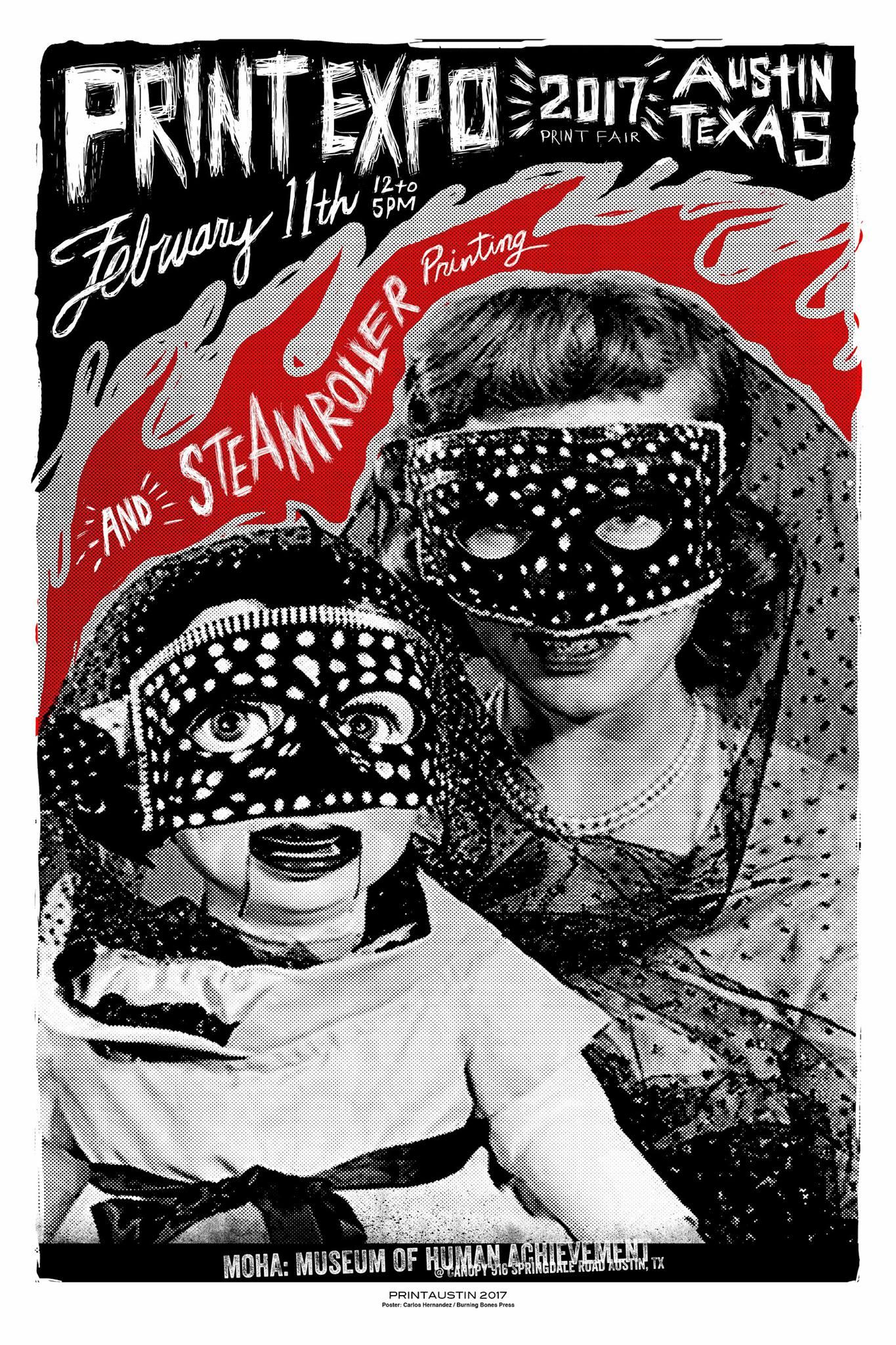 Poster by Carlos Hernandez