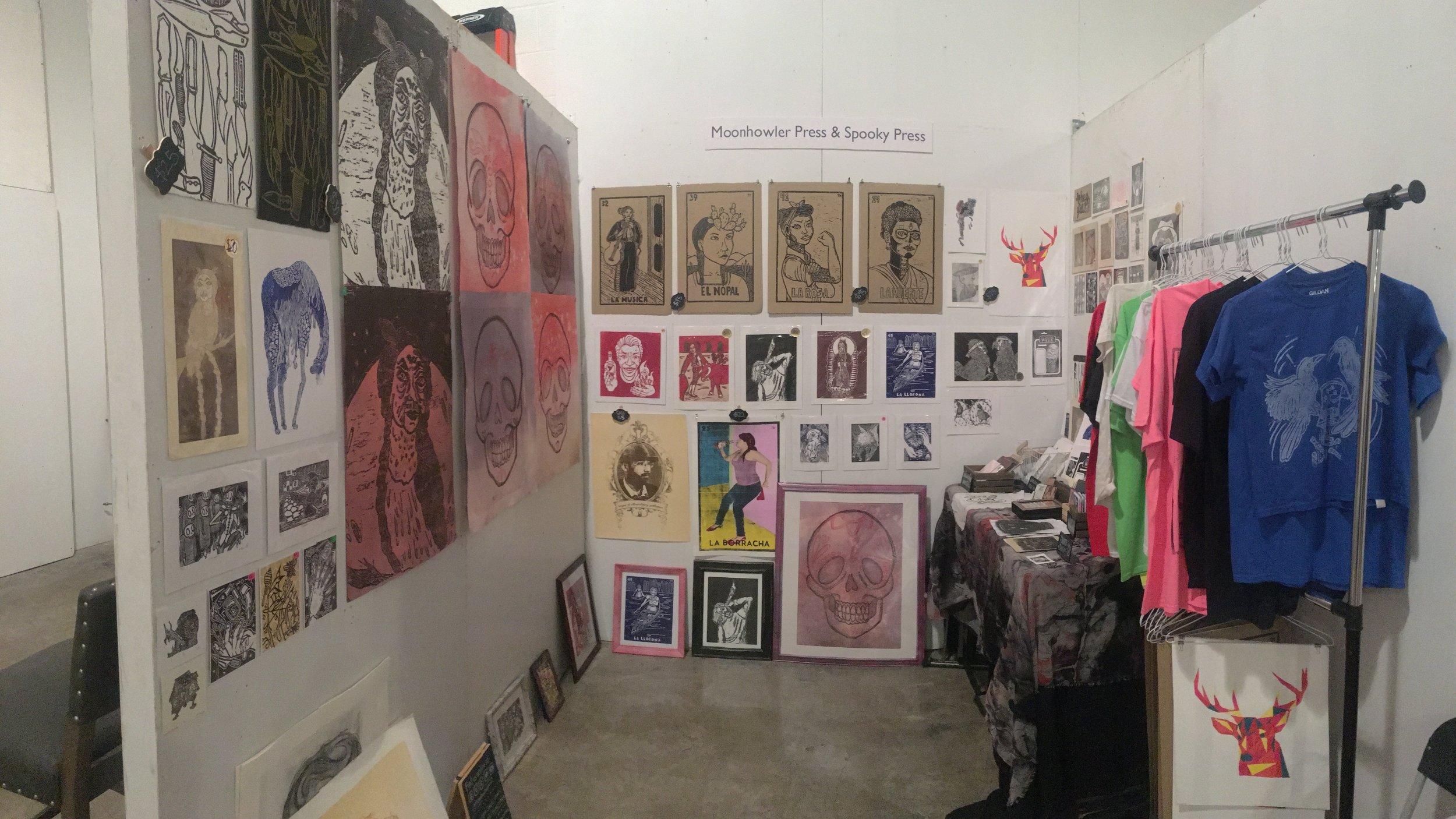 PrintAustin's Print Expo @ Blue Genie ATX - 2019