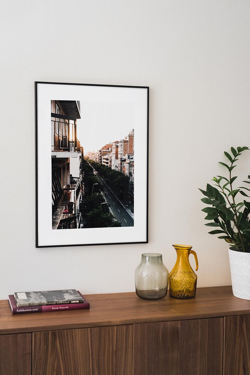 crue Coberta | Barcelona - 70x50cmAlkaen 45€