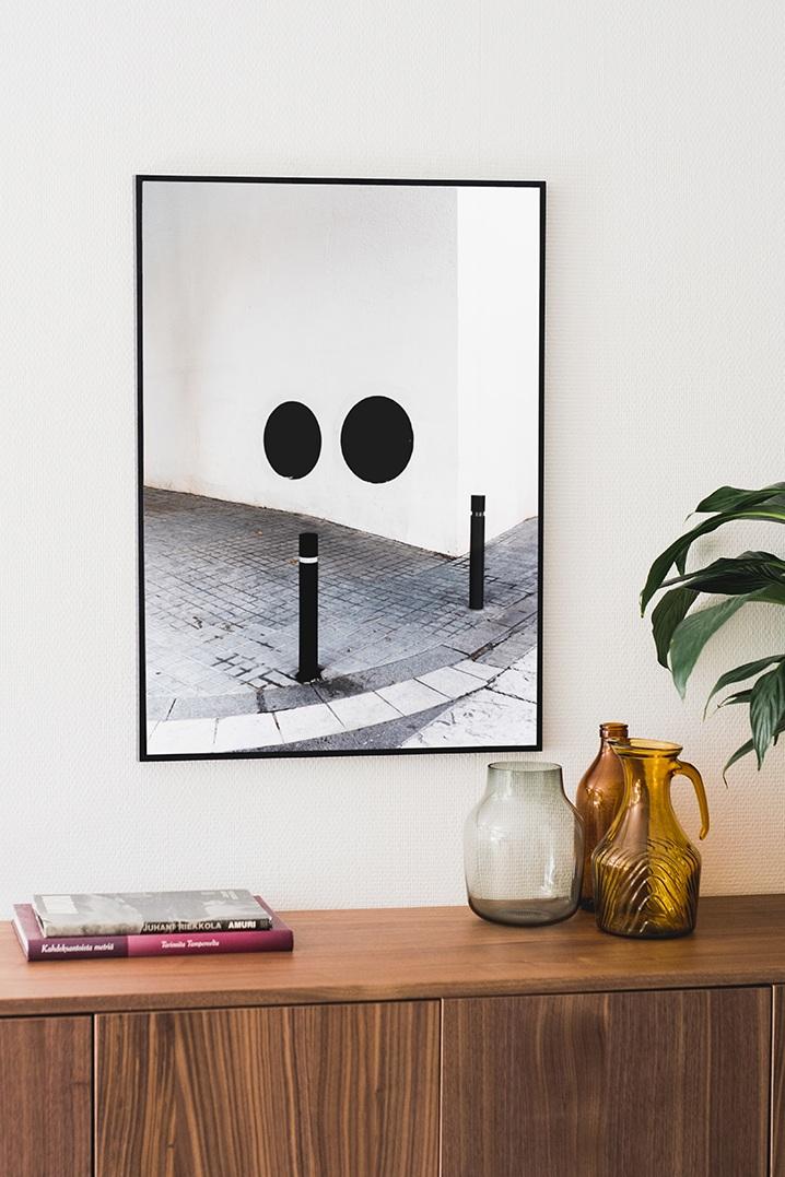 Abstract | Barcelona - 70x50cmAlkaen 45€