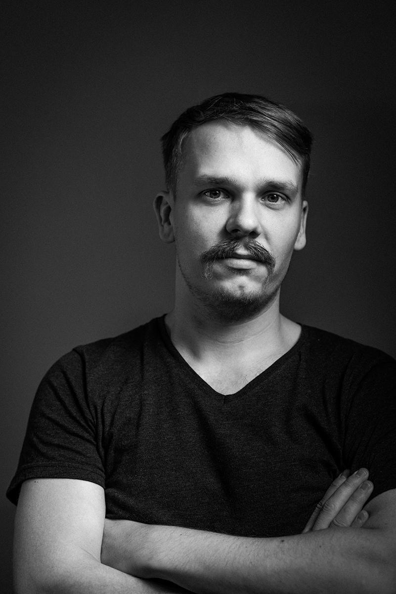 Valokuvaaja Wille Nyyssönen