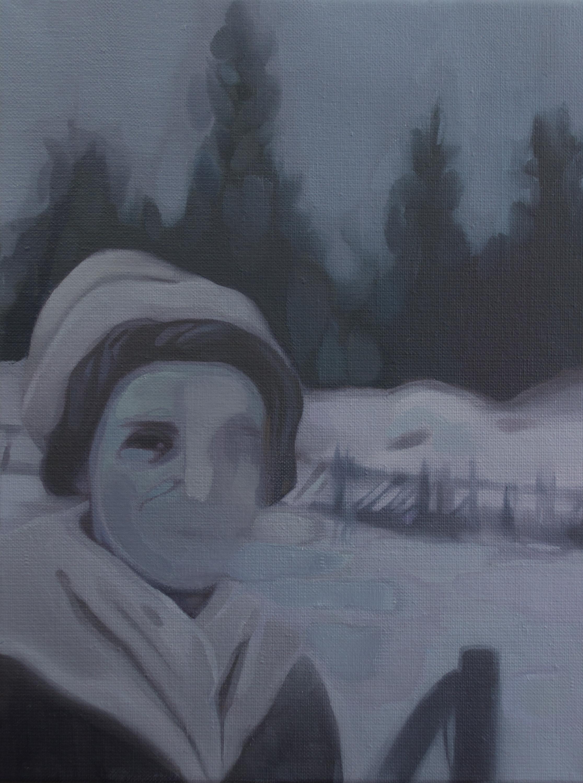 Vintermask