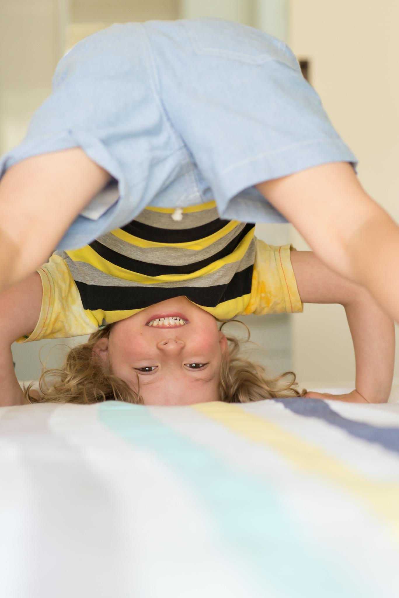 Upside down Mr 3
