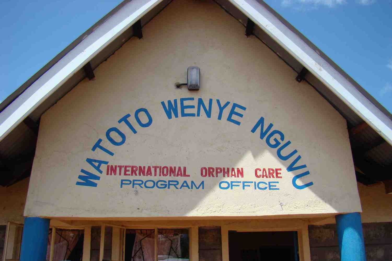 Children of Strength Orphan Program   Watoto Wenye Nguvu - Kilimambogo, Kenya