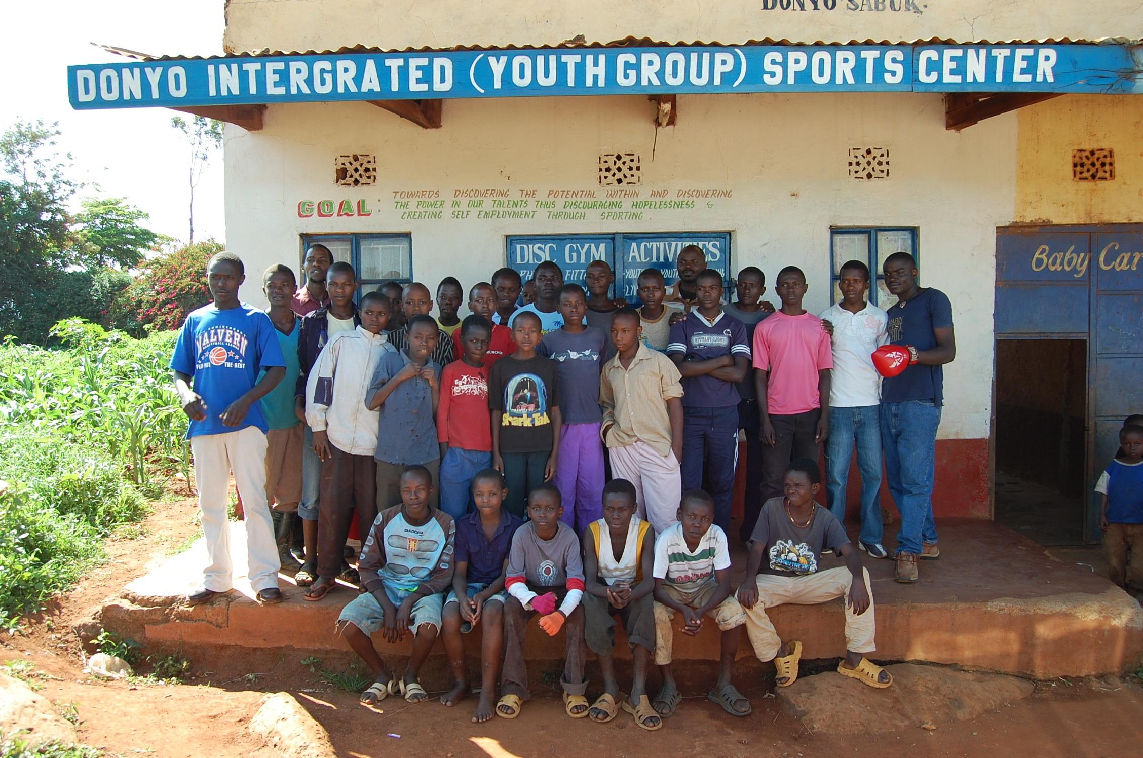 DISC - Donyo Integrated Sports Centre   Ol Donyo Sabuk, Kenya