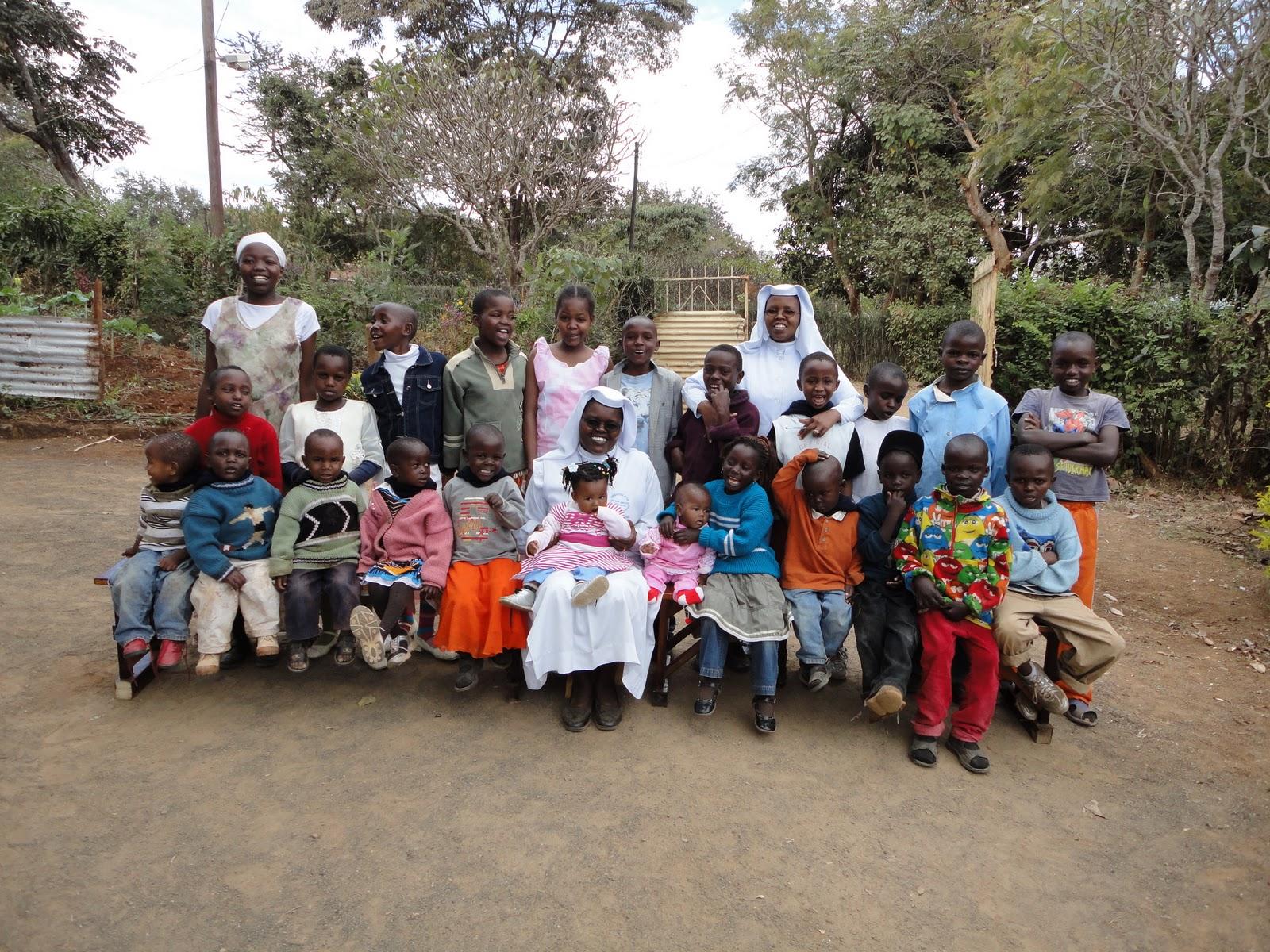 IMH Hospital & Community of Hope Children's Center   Kilimambogo, Kenya