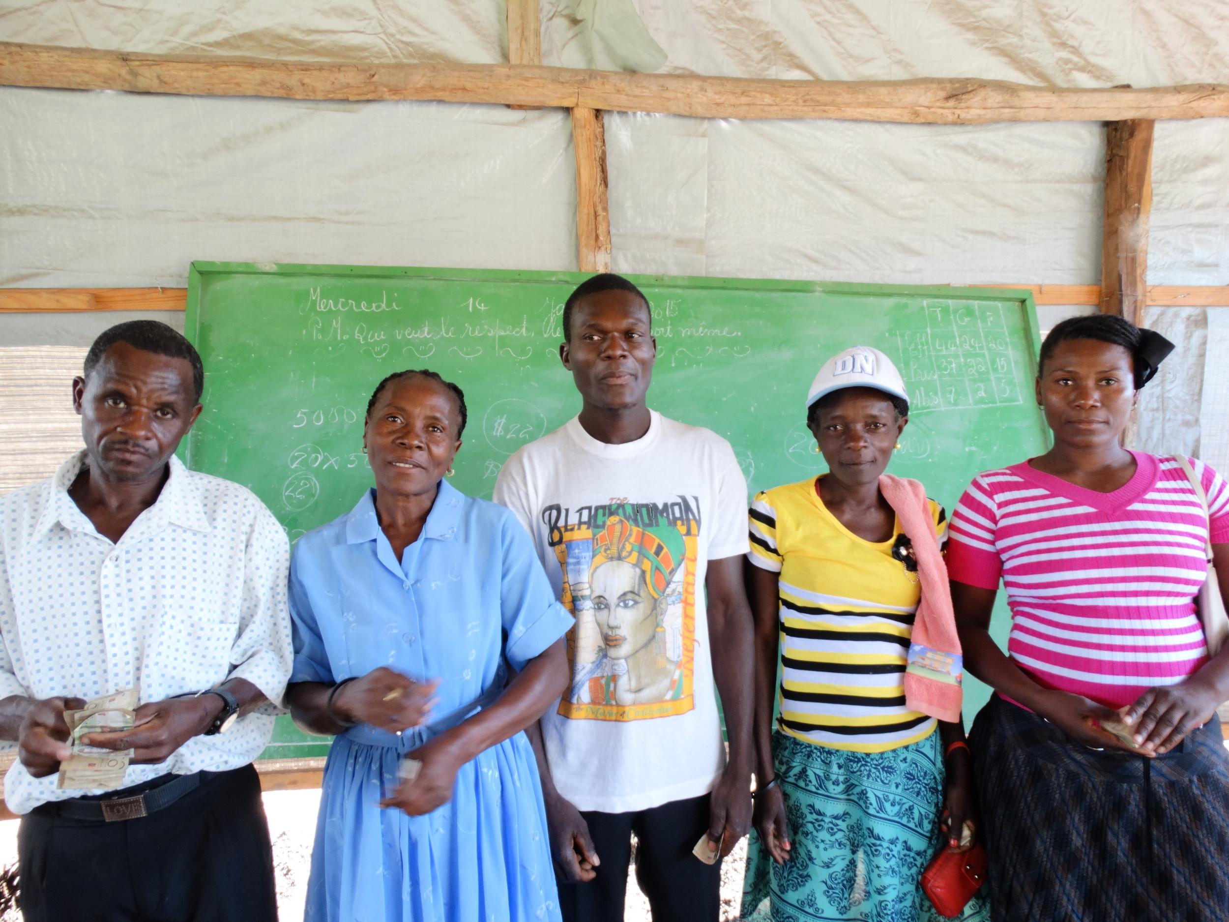 New Life School of Jacob/Palma   Central Plateau, Haiti