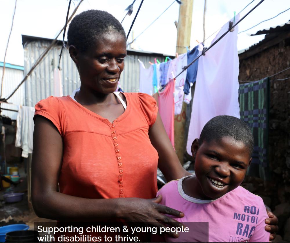 The Action Foundation    Kibera Slums, Nairobi, Kenya