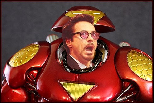 Who is playing Iron Man? I'm not sure, email me with spoilers.