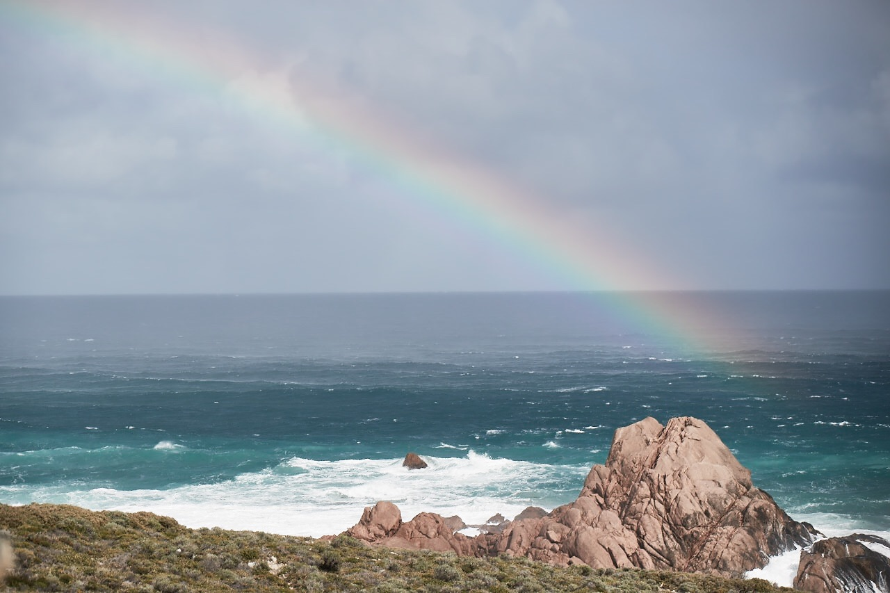 Rainbow # 46