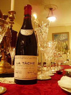 Offering rare champagnes and fine wines.