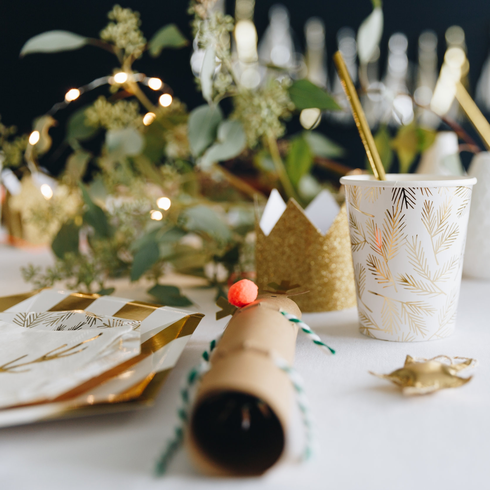 Christmas Tableware -