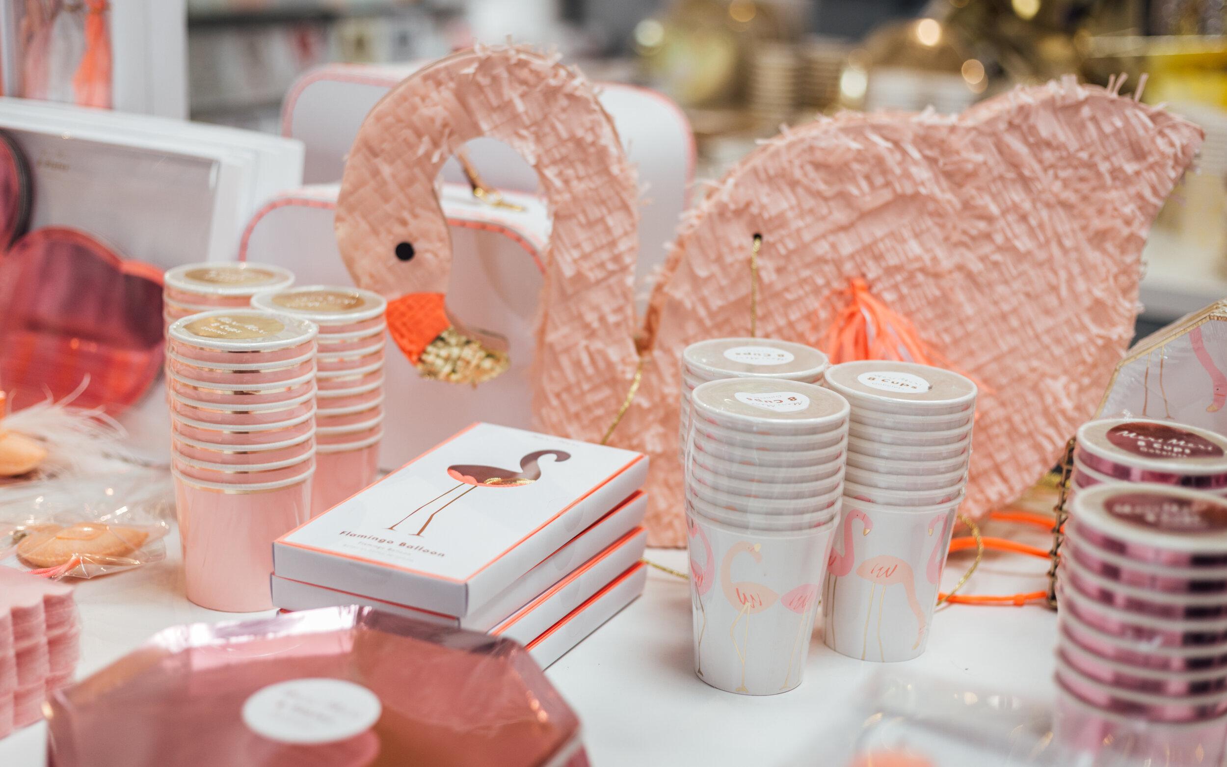 Flamingo Party -