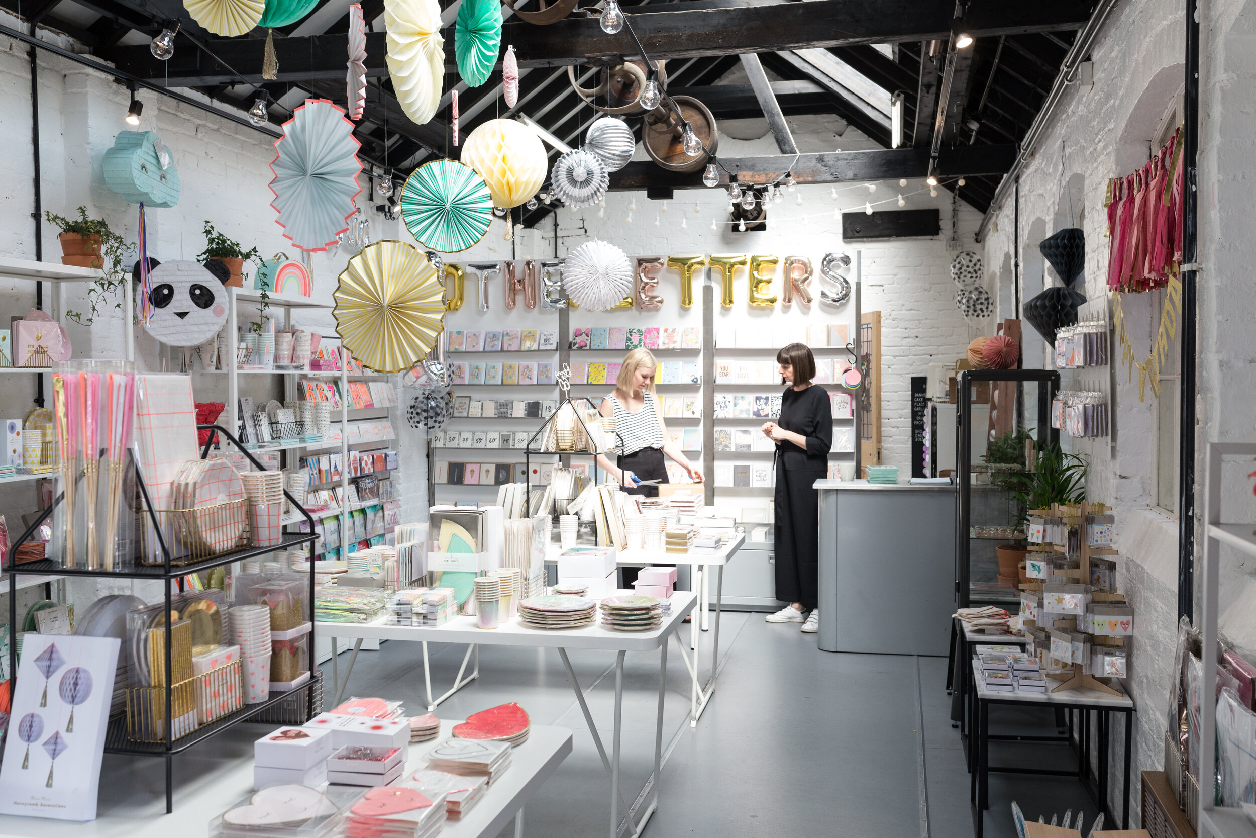 OTHERLETTERS Party Shop in Leigh-on-Sea