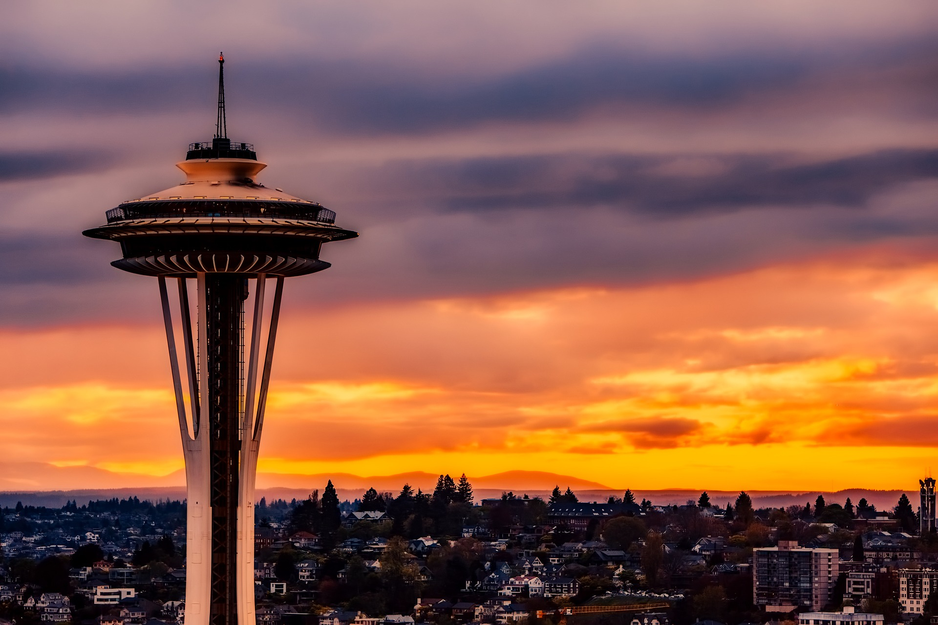 Seattle, Washington -