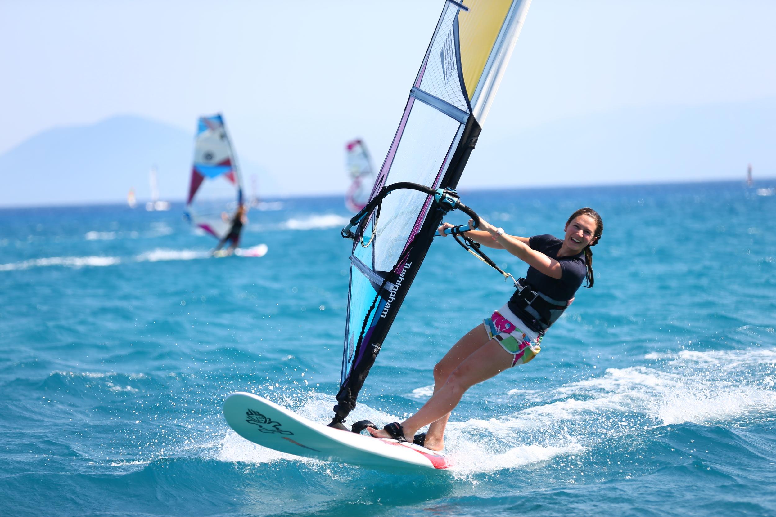 Ellie Ross windsurfing.JPG